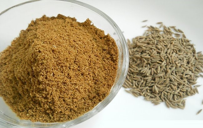 Cumin Seeds Powder For Food Poisoning